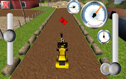 Tractor Pulling Challenge- screenshot thumbnail