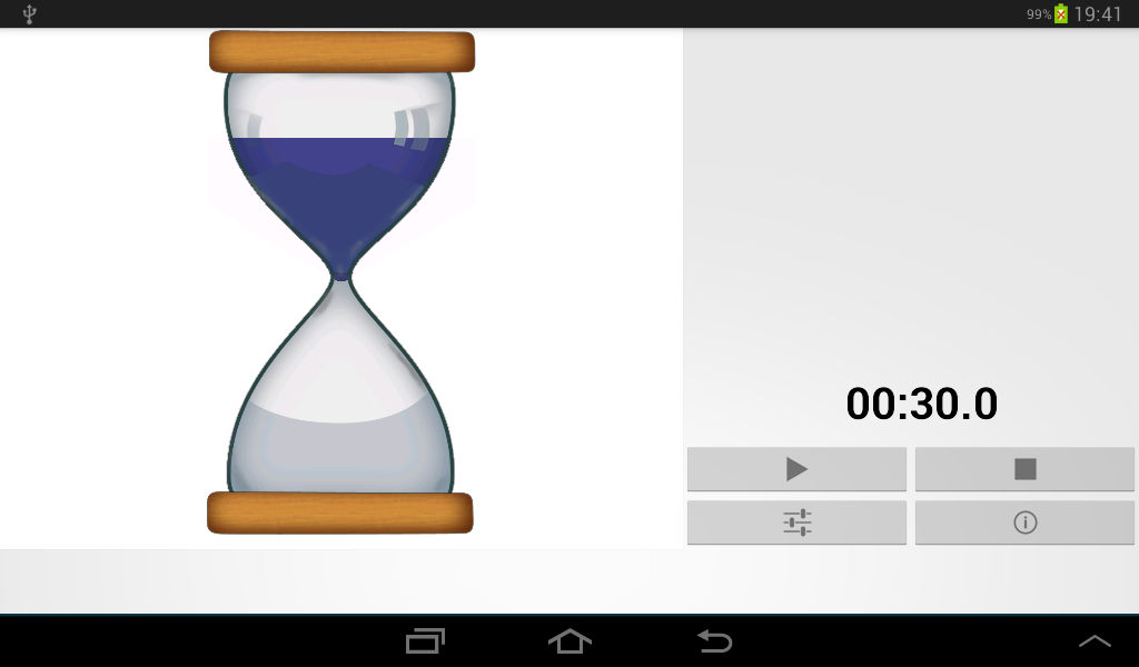 Hourglass- screenshot