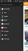 Screenshot of m:tel BiH Mondo