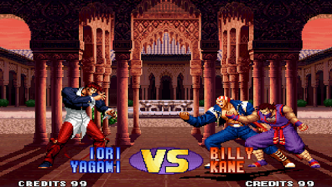 THE KING OF FIGHTERS '98 Screenshot 2