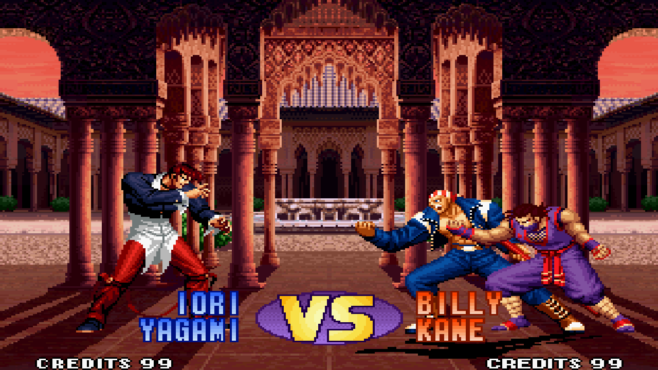 THE KING OF FIGHTERS '98 screenshot #2