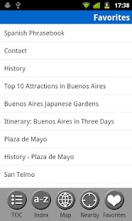 Buenos Aires - Travel Guide- screenshot thumbnail