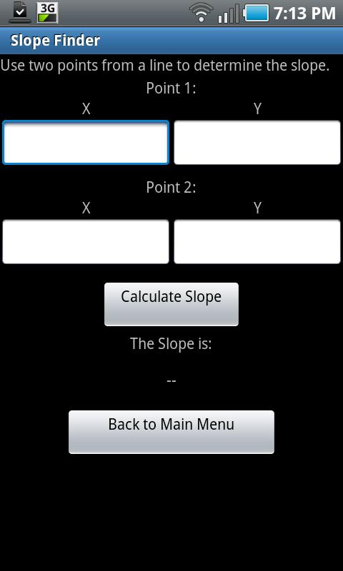 Algebra Made Easy- screenshot