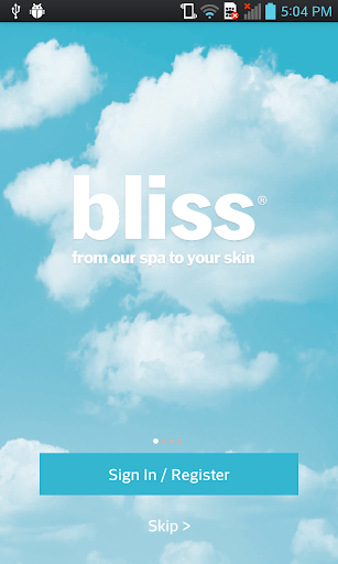 Bliss Spa Booking