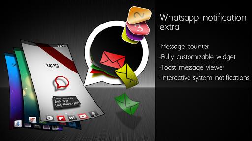 Whatsapp Notification Extra