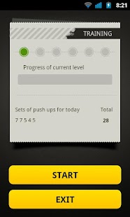 Push Ups Workout- screenshot thumbnail