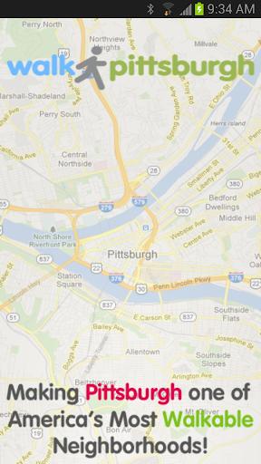Walk Pittsburgh