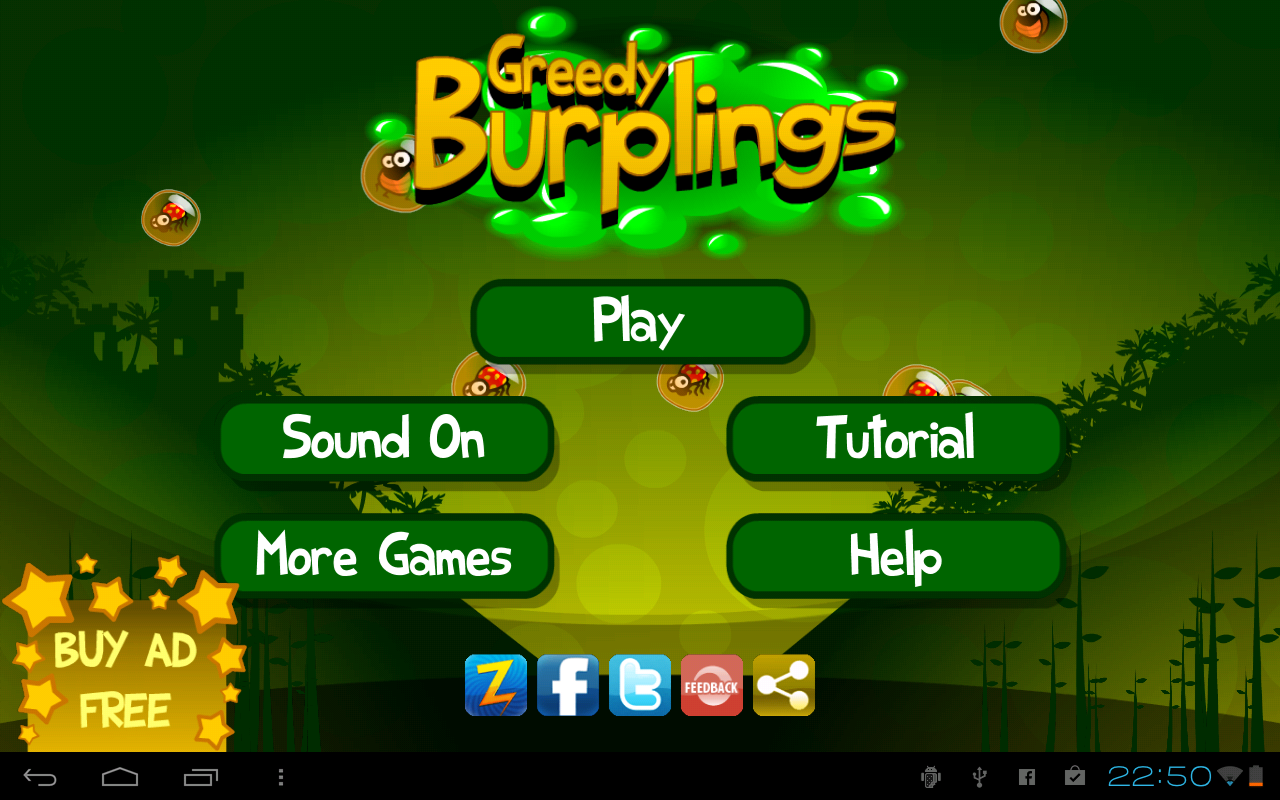 Greedy Burplings Lite- screenshot