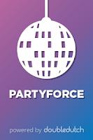 Screenshot of Partyforce