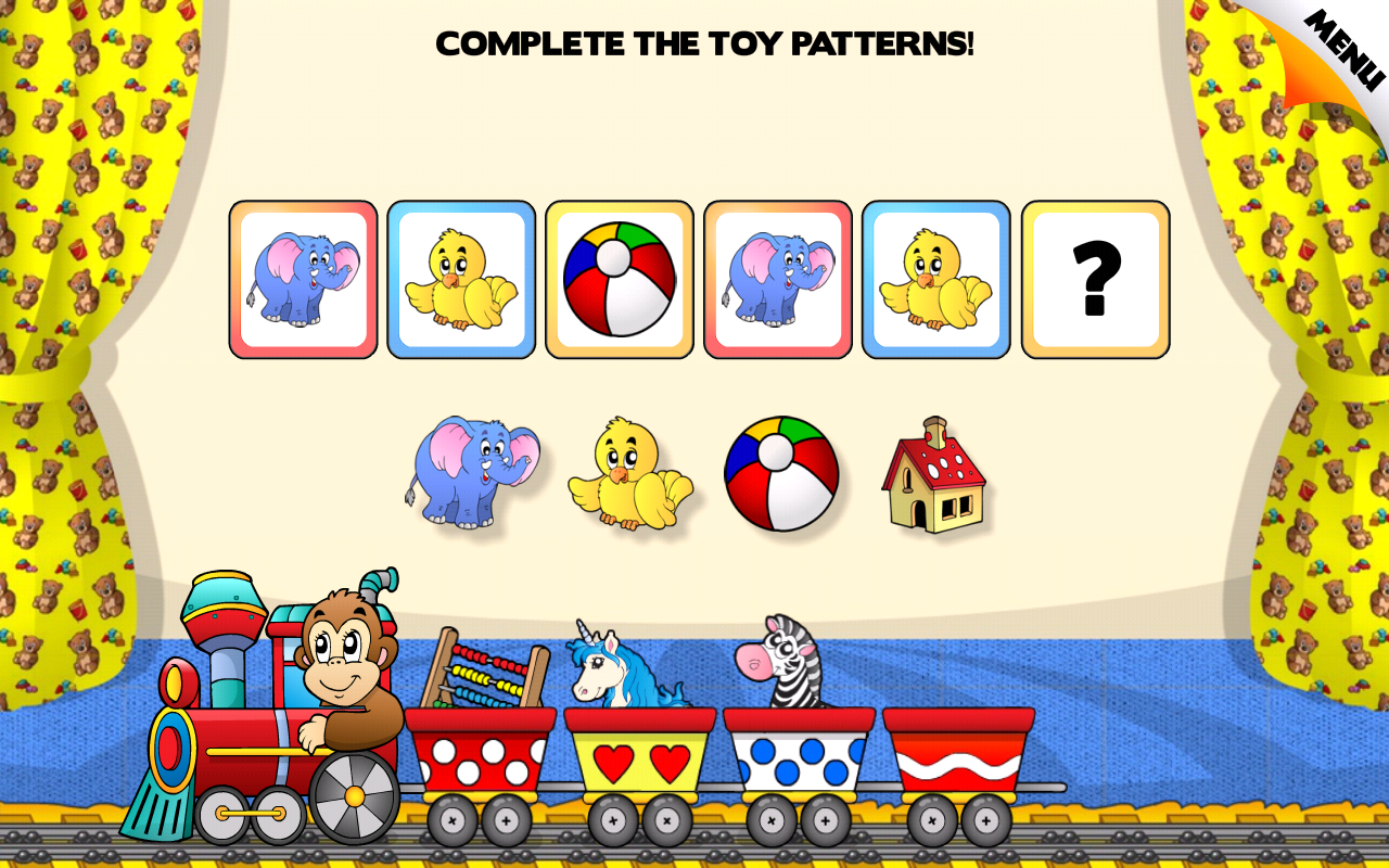 Preschool Learning Games Kids- screenshot