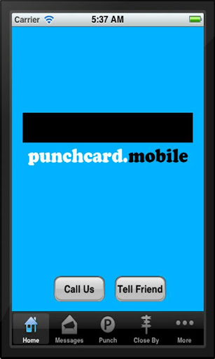 Punchcard Mobile