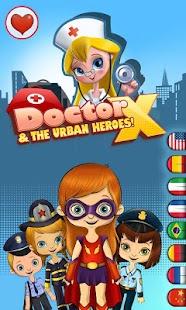 免費下載角色扮演APP|Doctor X & The Urban Heroes app開箱文|APP開箱王