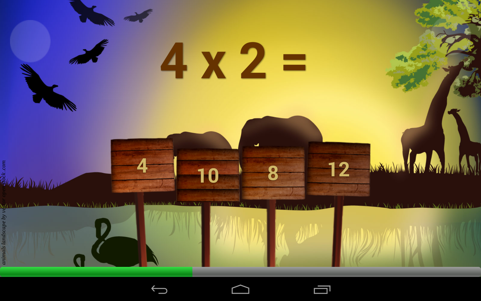 Times Tables Game screenshot #11