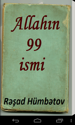 Allahin 99 ismi - screenshot