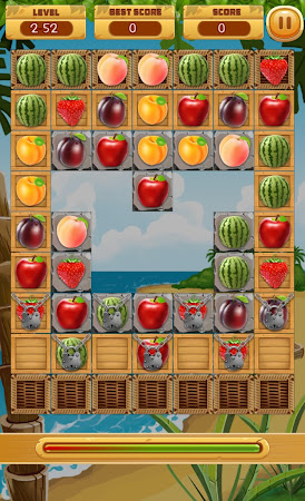 Fruit Crush - Match 3 games 1.2 screenshot 242249