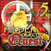 Hidden Objects Quest 5