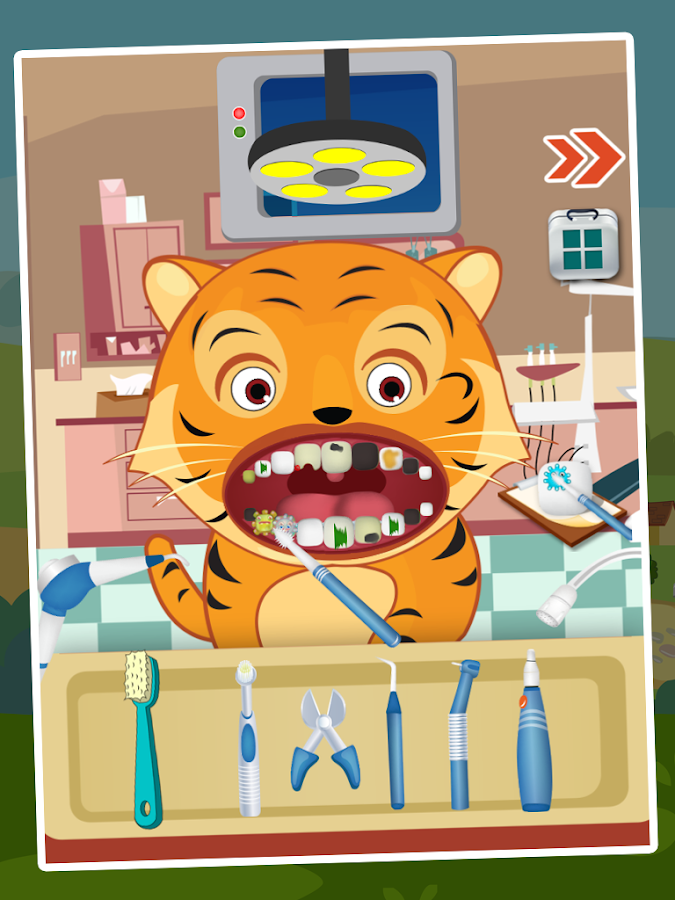 Animals Dentist- screenshot