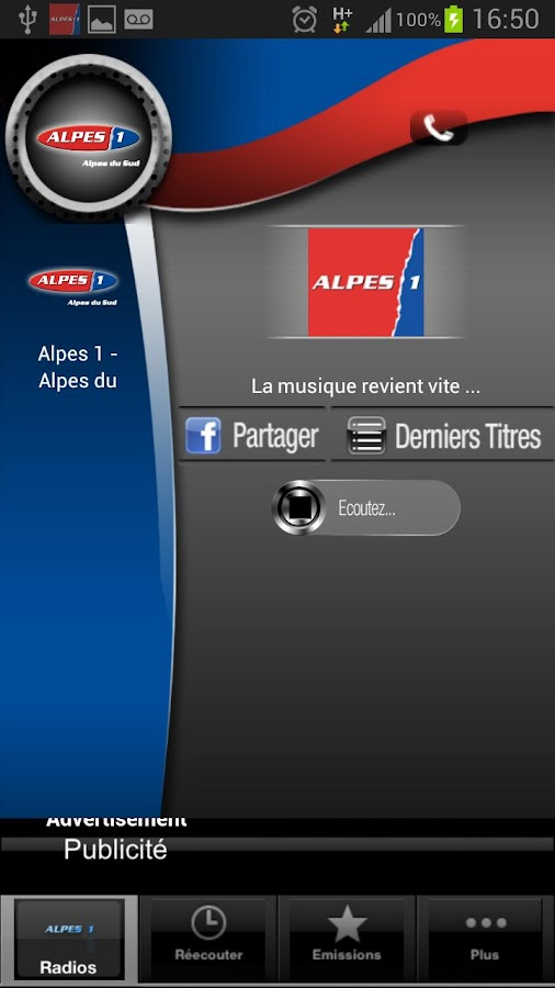 Alpes 1 - Alpes du Sud - screenshot