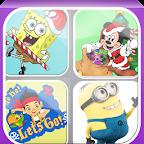 Kids Cartoon Memory Game