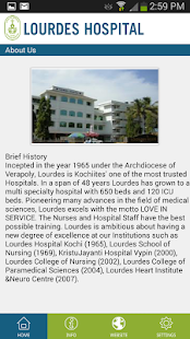 Lourdes Hospital- screenshot thumbnail