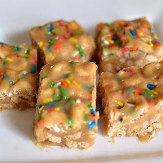 Honey Nut O Bites