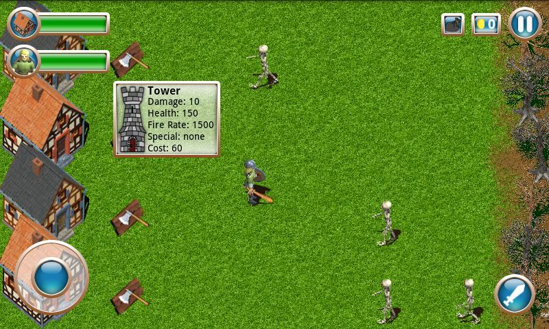 Action Defense - screenshot