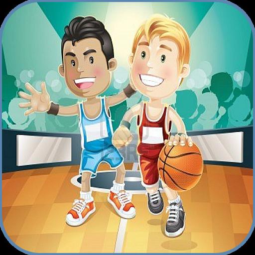儿童篮球游戏 家庭片 LOGO-玩APPs