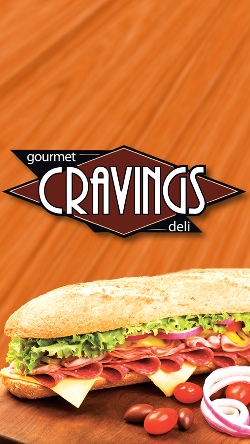 Cravings Gourmet Deli- screenshot