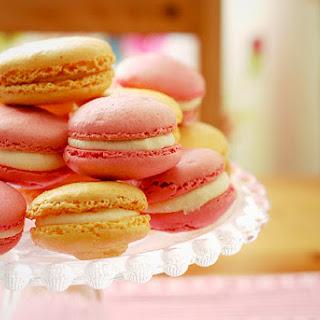 More Macarons Recipe