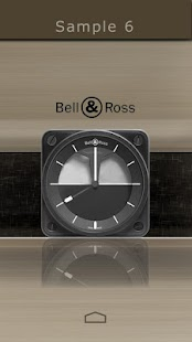 Analog Clock Skins UCCW - screenshot thumbnail