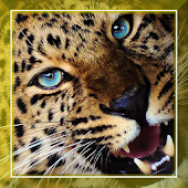 Leopard Jungle live wallpaper