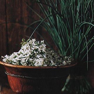Herbed Jasmine Rice.