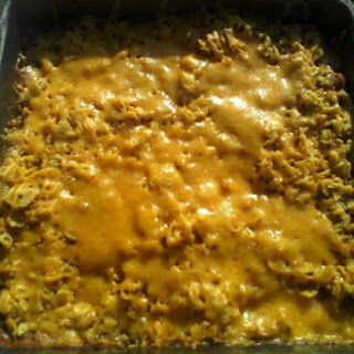 Alabama-Mexican Chicken Casserole.