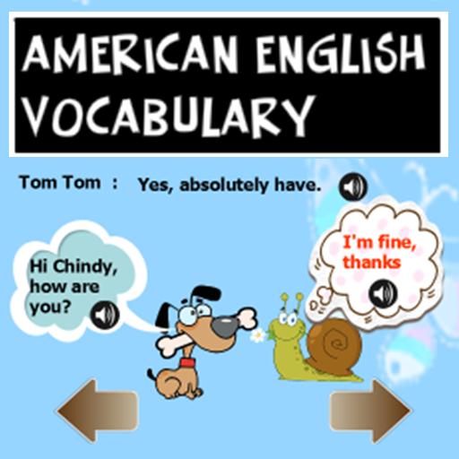 美國英語詞彙 教育 LOGO-阿達玩APP