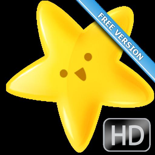 Baby star popper HD free LOGO-APP點子