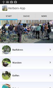 Herborn-App - náhled