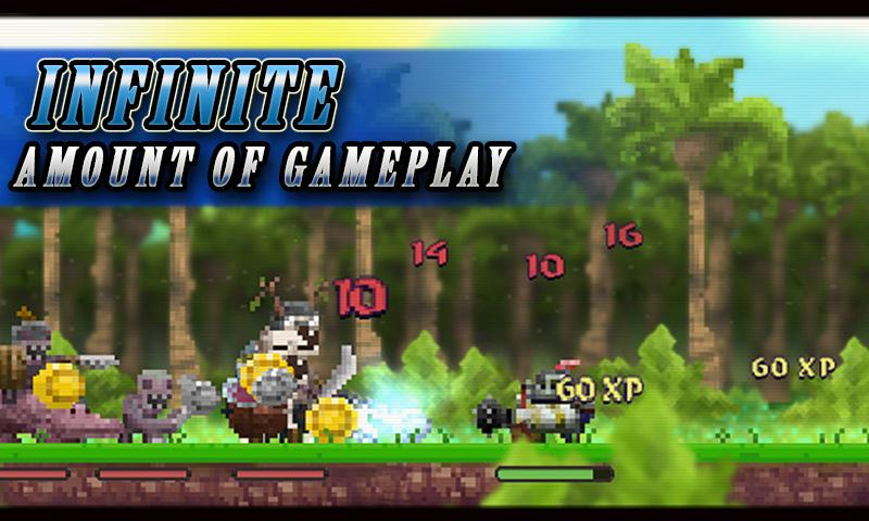 Loot Hero RPG-Dark Dragon Hunt- screenshot