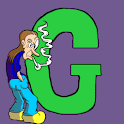 The Greening logo