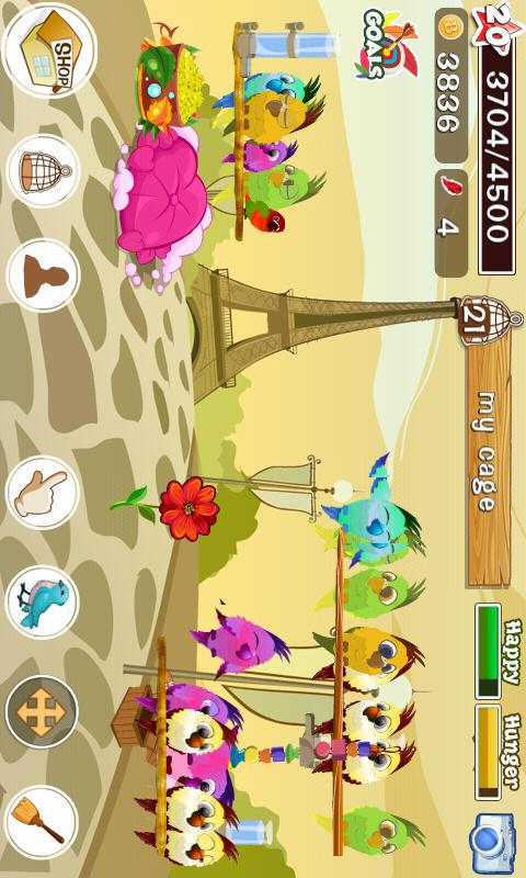 Bird Land 2.0 - screenshot