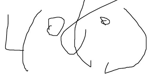 可愛い顔文字Kuron_AA