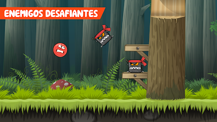 Descargar Red Ball 4 APK MOD Hackeado 4