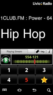 Livio Car Internet Radio Lite - screenshot thumbnail
