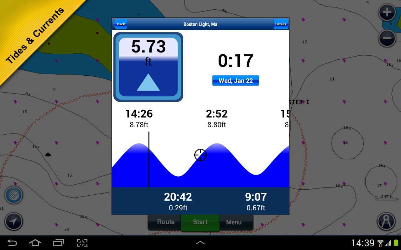 Boating Europe HD - screenshot