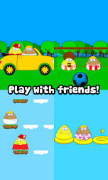 Pou APK screenshot thumbnail 5
