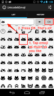 Unicode6Emoji- screenshot thumbnail