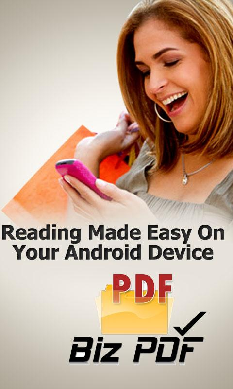 Biz PDF Reader - screenshot