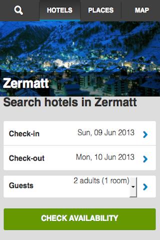 Zermatt Hotels Booking Cheap