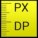 Pixel Ruler icon