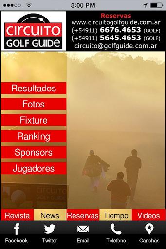 Golf Guide Argentina