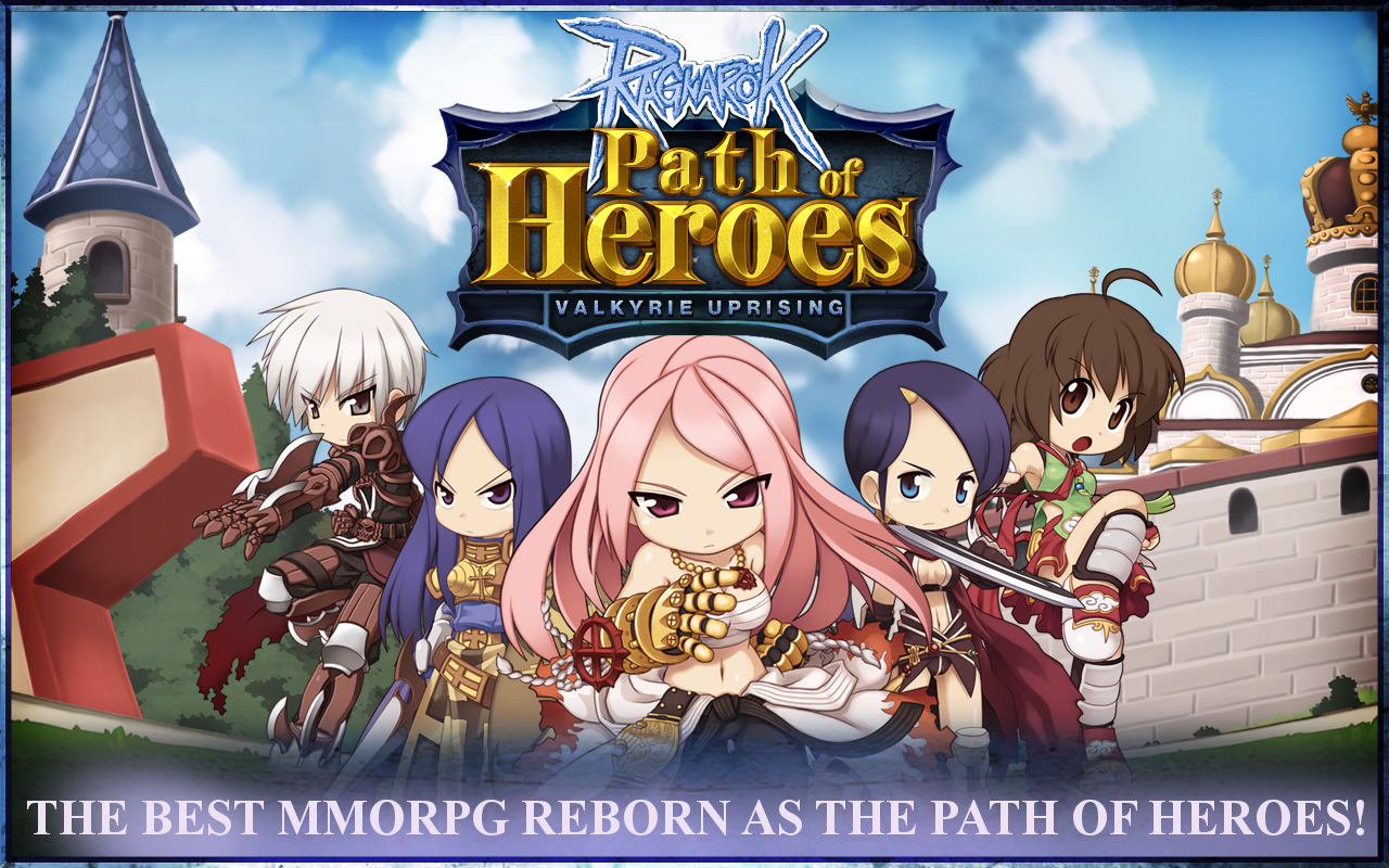 Ragnarok : Path of Heroes - screenshot